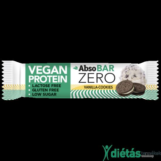 AbsoBar Zero vaníliás süti 40g