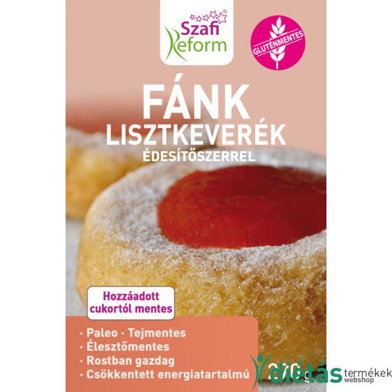 Szafi Reform Fánk lisztkeverék édesítőszerrel (gluténmentes) 270 g
