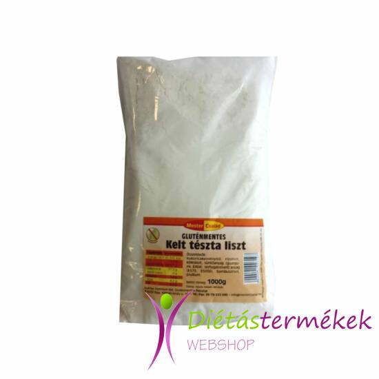 Mester gluténmentes Kelt tészta liszt 1 kg