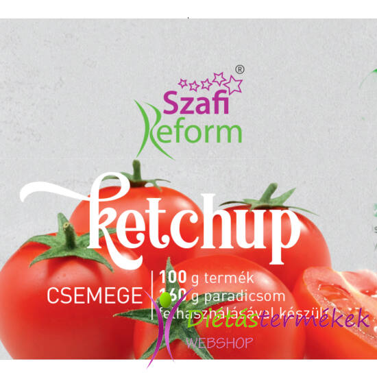 Szafi Reform ketchup (csemege) 290g