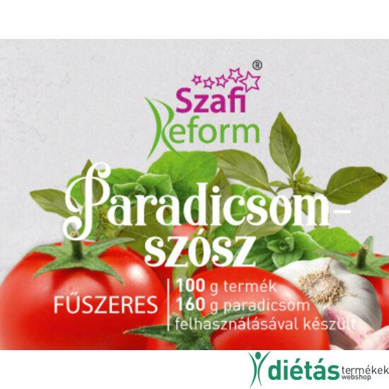Szafi Reform fűszeres paradicsomszósz 290g