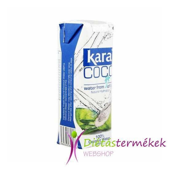 Kara Kókuszvíz 250ml