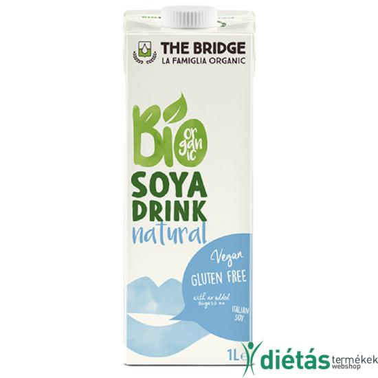 The Bridge Bio szójaital 1000 ml