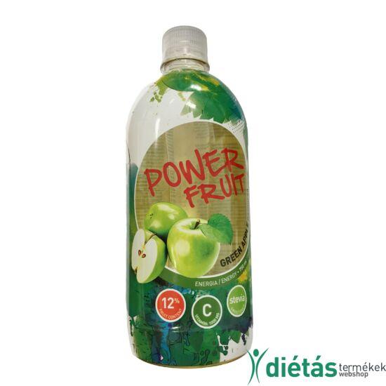 Powerfruit zöldalma gyümölcsital 750 ml