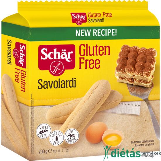 Schär Savoiardi gluténmentes piskóta 200 g
