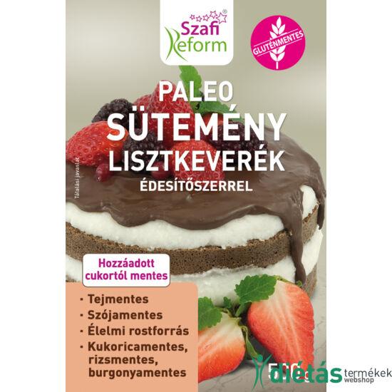 Szafi Reform Paleo sütemény lisztkeverék édesítőszerrel (gluténmentes) 500 g