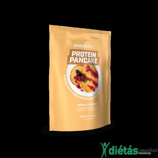 Biotech protein palacsinta vanília 1000 g