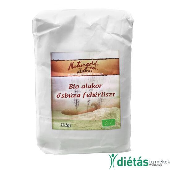 Naturgold Bio alakor ősbúza finomliszt 1000 g