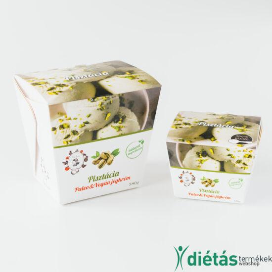 ALL IN Pisztácia jégkrém (paleo, vegán, gluténmentes, tejmentes) 120g