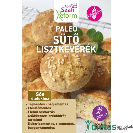 Szafi Reform Paleo sütő lisztkeverék (gluténmentes)  500 g