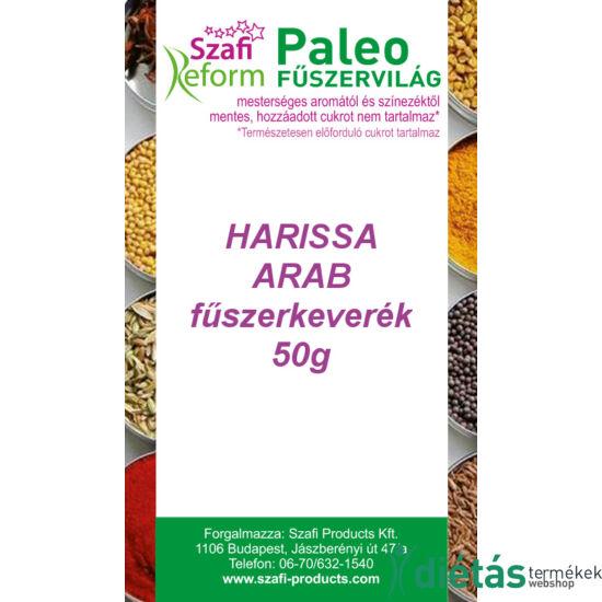 Szafi Reform Paleo Harissa arab fűszerkeverék 50 g