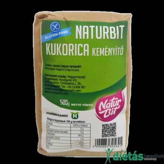 Naturbit Gluténmentes Kukorica Keményítő 500 g