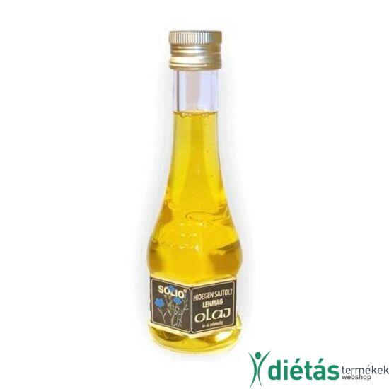 Solio lenmag olaj 200 ml
