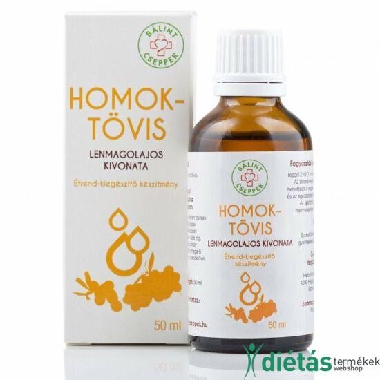 Bálint Homoktövis olaj (immunrendszer erősítő) 50ml