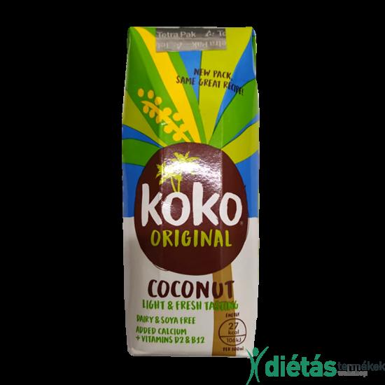 Koko kókusztej ital kálciummal és vitaminokkal 1000 ml