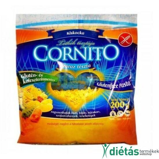 Cornito gluténmentes kiskocka tészta 200 g