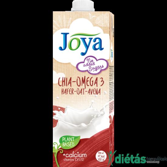 JOYA Zabital Chia-Olajjal UHT, 1000 ML