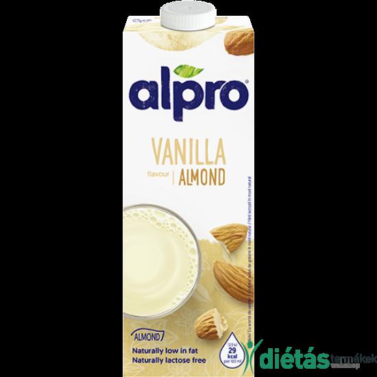ALPRO Mandulaital Vaníliával, 1l