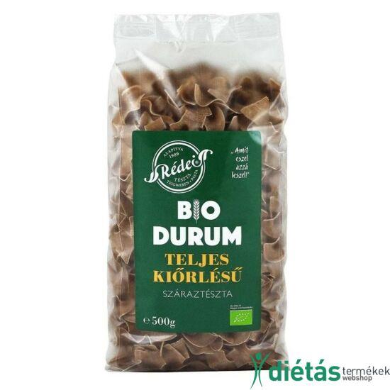 Rédei bio tészta durum nagykocka (tojásmentes, vegán) 500 g