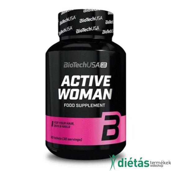 Biotech USA Multivitamin nőknek 60 db