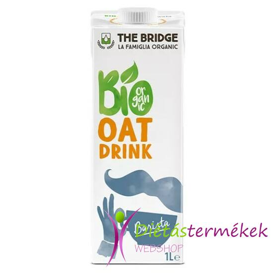 The Bridge BIO Zabital Barista 1000 ml
