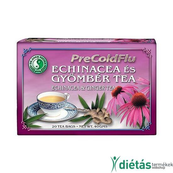 Dr. Chen echinacea gyömbér tea 20 filter