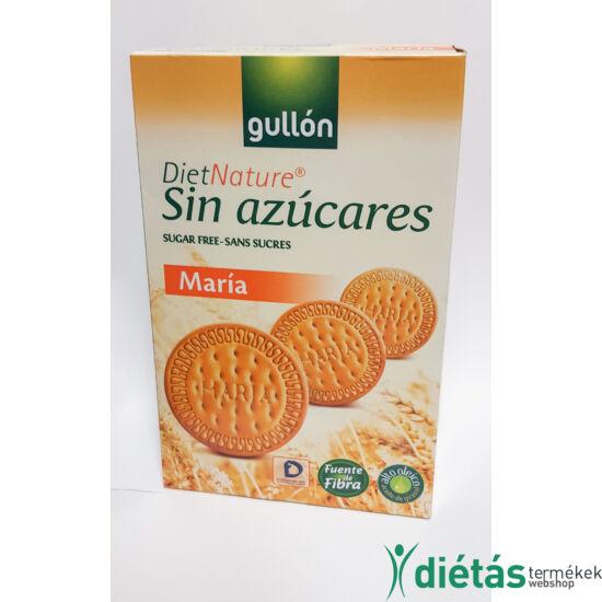Gullon Maria keksz (hozzáadott cukormentes) 400 g