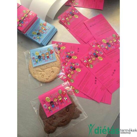 Primus mosolylurkó lány kakaós paleo keksz 35 g
