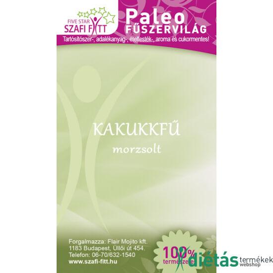 Szafi Reform Paleo Kakukkfű morzsolt zöldfűszer 30g