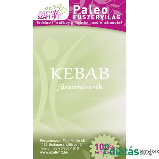 Szafi Reform Paleo Kebab fűszerkeverék 50g