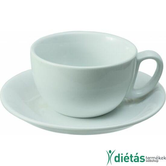 Tejeskávés csésze alátét Italia 17 cm