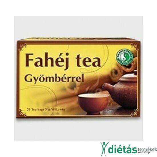 Dr. Chen Fahéj tea Gyömbérrel 20 db.