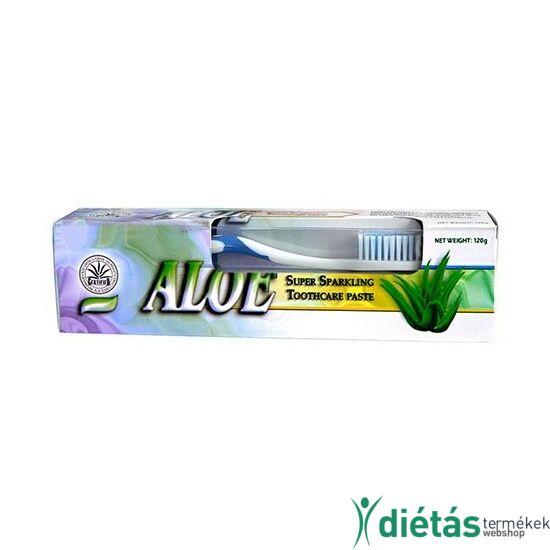 Dr. Chen Természetes Aloe vera fogkrém 120g