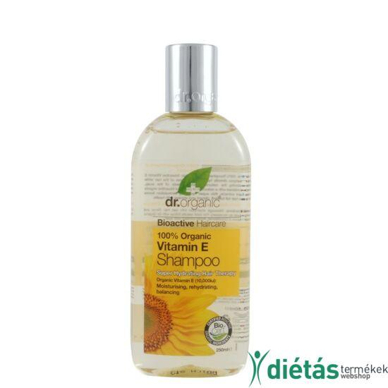Dr.Organic BIO E-vitaminos sampon 250 ml