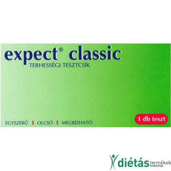 Expect Terhességi Tesztcsík