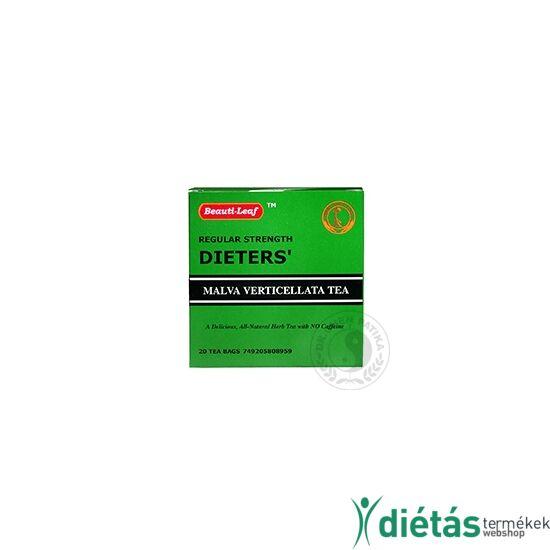 Dr Chen mályva tea (emésztést serkentő) 20 db filter