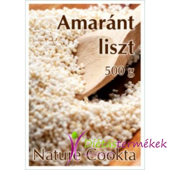 Nature Cookta Amarant liszt 0,5 kg