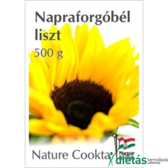 Nature Cookta Napraforgóbél liszt 0,5 kg