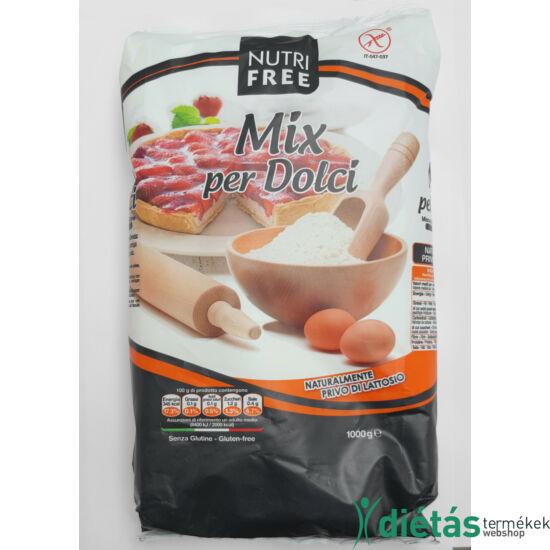 Nutri Free Mix Per Dolci gluténmentes liszt édes tésztákhoz 1000 g
