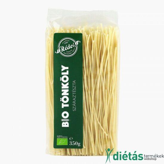 Rédei bio tészta tönköly fehér spagetti (tojásmentes, vegán) 350g