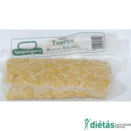 Tempeh magyar szójából (fermentált szójabab) 250 g