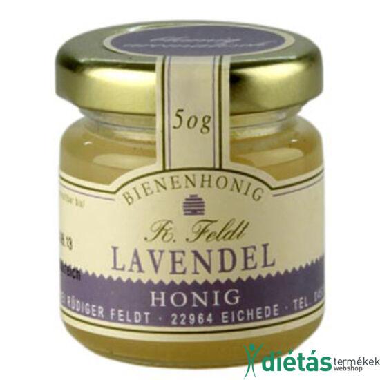 Méz válogatás - levendula 50g