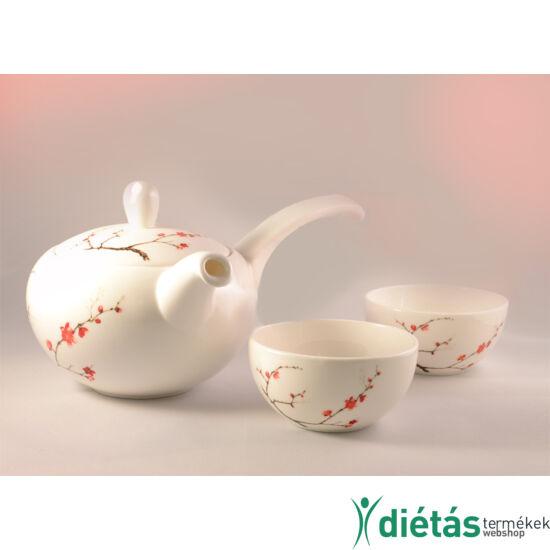 Sujitra porcelán tea szett