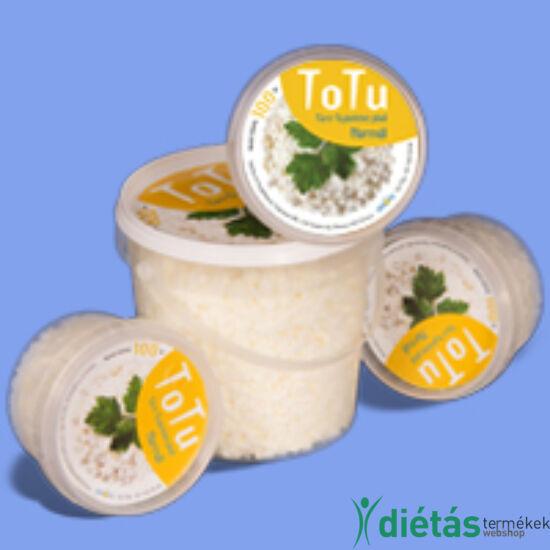 TOTU Növényi túróhelyettesítő - tojásból normál 600 g